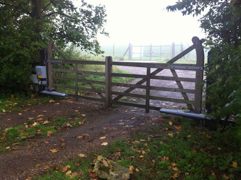 Electric Gates Norfolk Automated Gateways